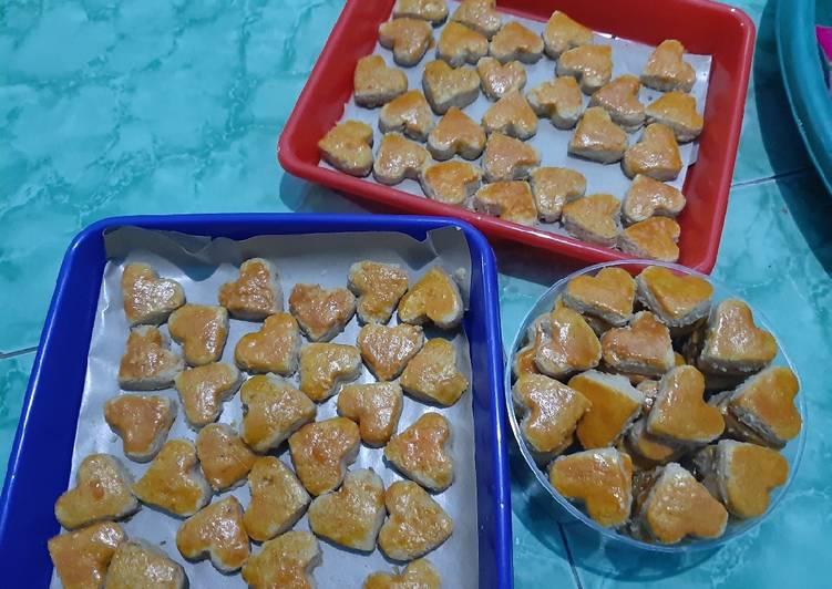 2. Kue Kacang 💕 - cookandrecipe.com