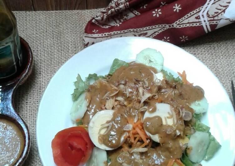 GADO GADO JAKARTA #pekaninspirasi Cookpad