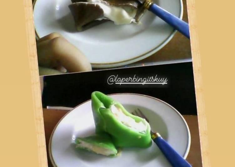 Pancake durian 😍