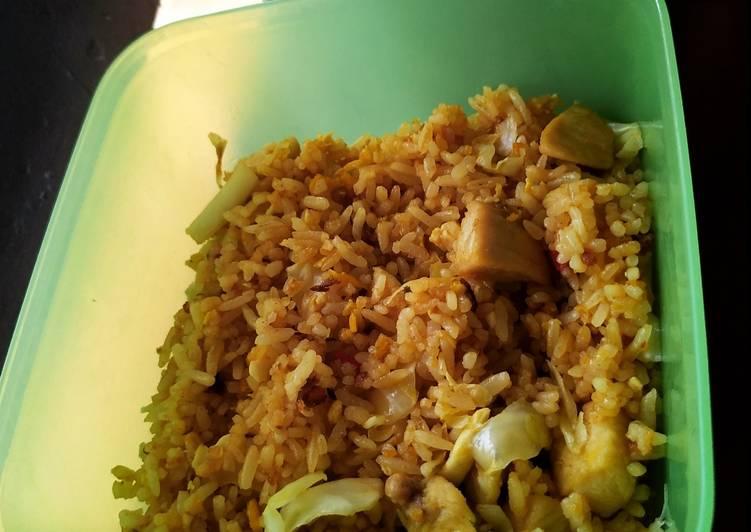 Nasi Goreng Resep Abang Kaki Lima