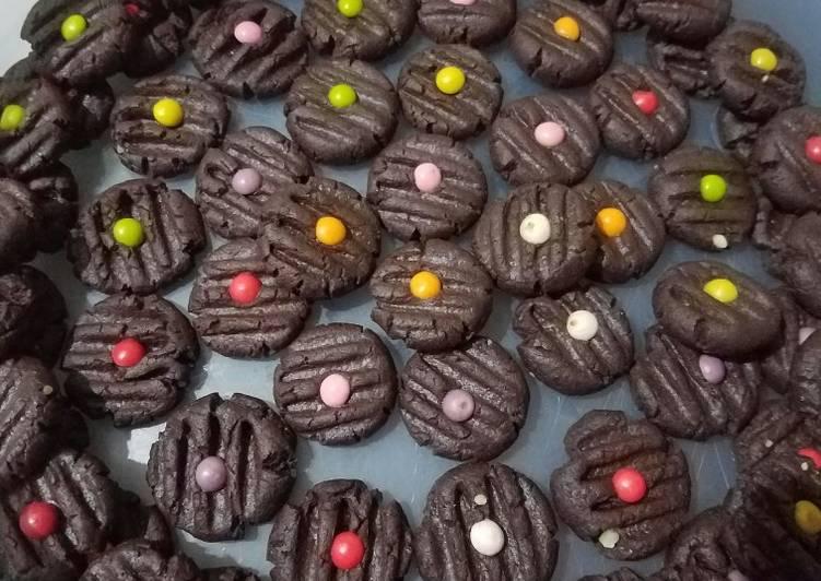 Easy Choco Cookies
