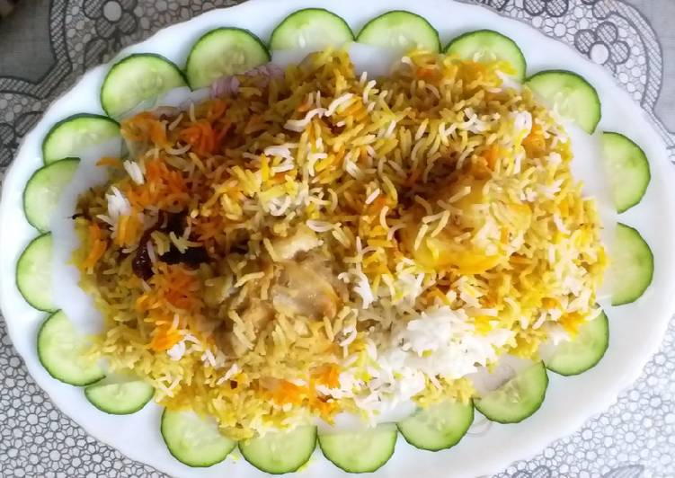 Step-by-Step Guide to Prepare Award-winning Chicken Biryani