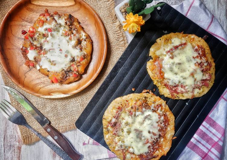 Pizza gluten free