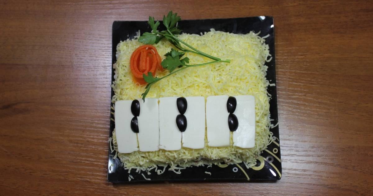быт, салат фортепиано рецепт с фото устали картинок фотостоке