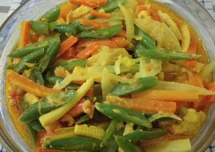 Sayur Masak Kuning