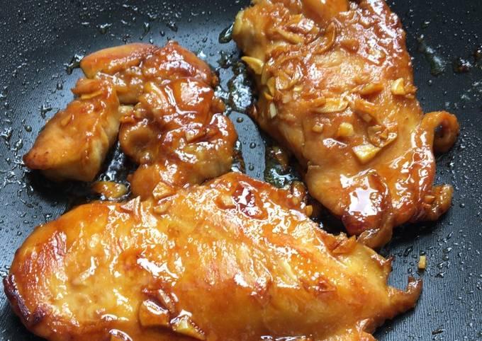 Cara Memasak Ayam fillet panggang + sambal kecap bawang…