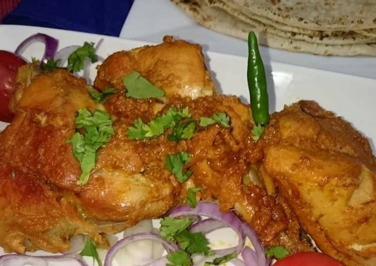 Recipe: Appetizing Steam Roast Chicken