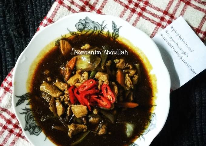 Ayam paprik#phopbylini