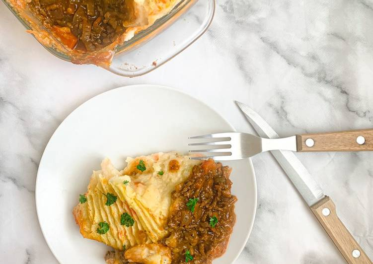 Recipe of Super Quick Homemade Cottage pie