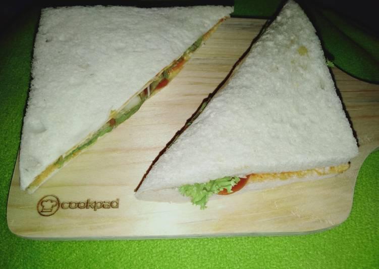 1Sandwich Praktis by Uliz Kirei
