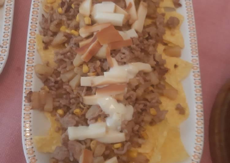 Sofie's Nacho plate