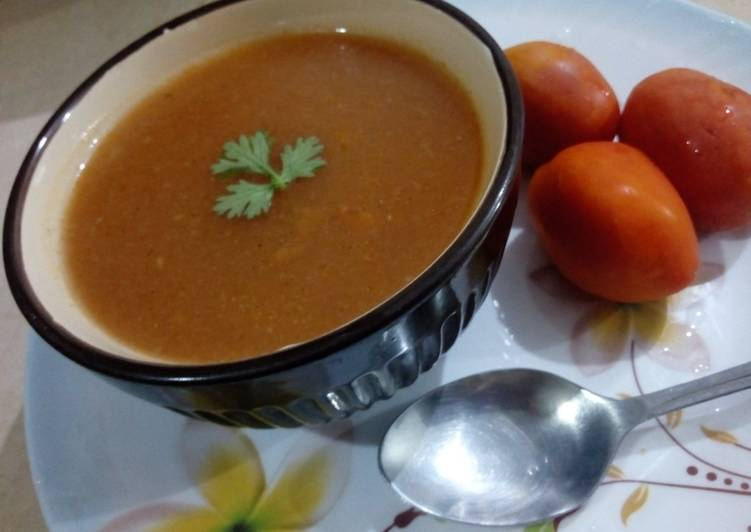 Simple Way to Make Most Popular Tomato soup