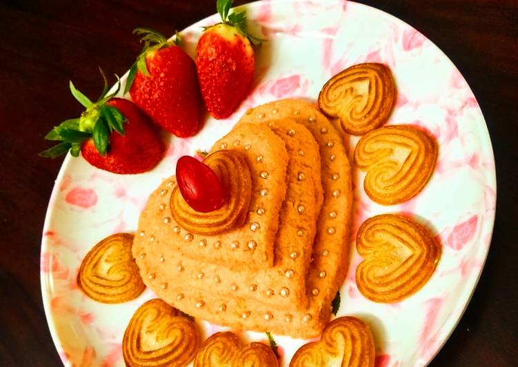 Step-by-Step Guide to Make Most Popular Orange Strawberry Kalakand