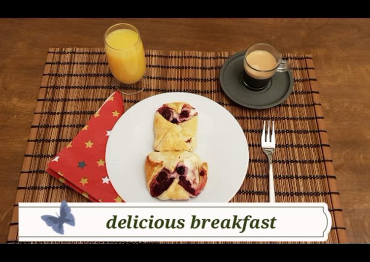 Quick delicious breakfast