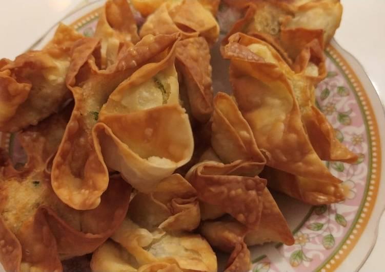 resep cara mengolah Batagor