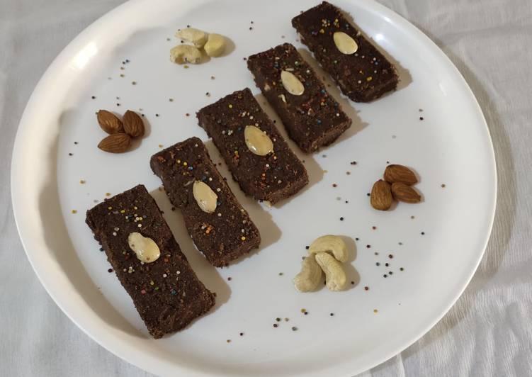 5 Minute Step-by-Step Guide to Prepare Speedy Nutty chocolatey sukhdi