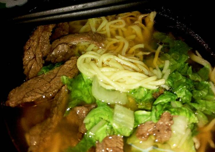Pinoy Mami (street style ramen noodles), Helping Your Heart with Food