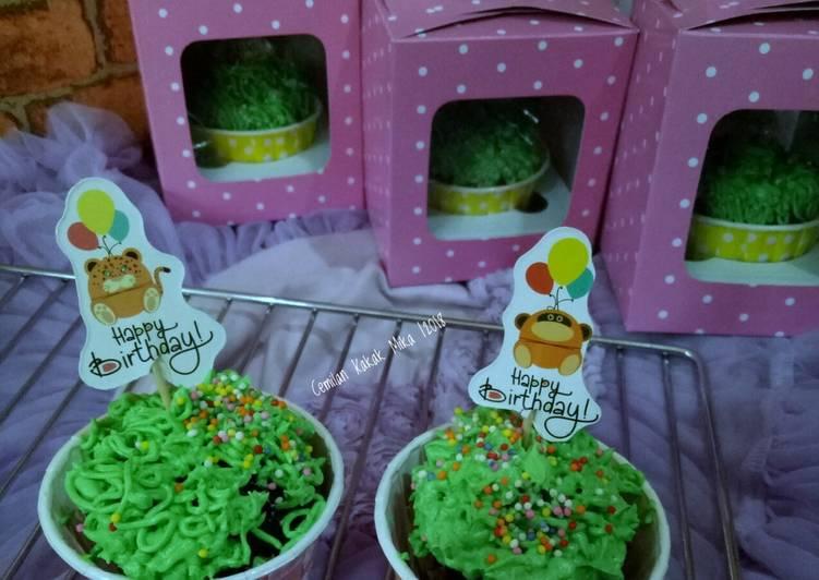 Cupcakes Irit Telur