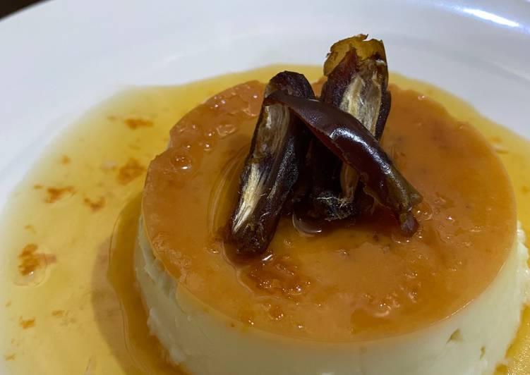 Custard Pudding (No Bake)