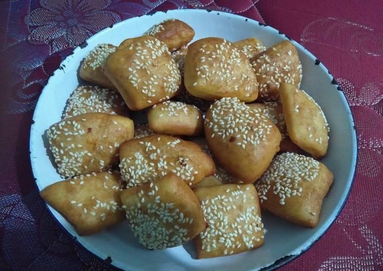 Roti bantal (odading)