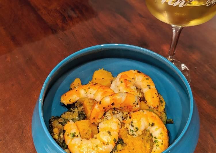 Comment faire Préparer Parfait Curry de crevettes
