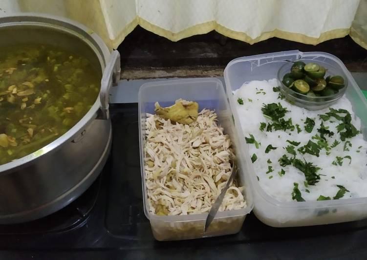 Soto Ayam surabaya simpel