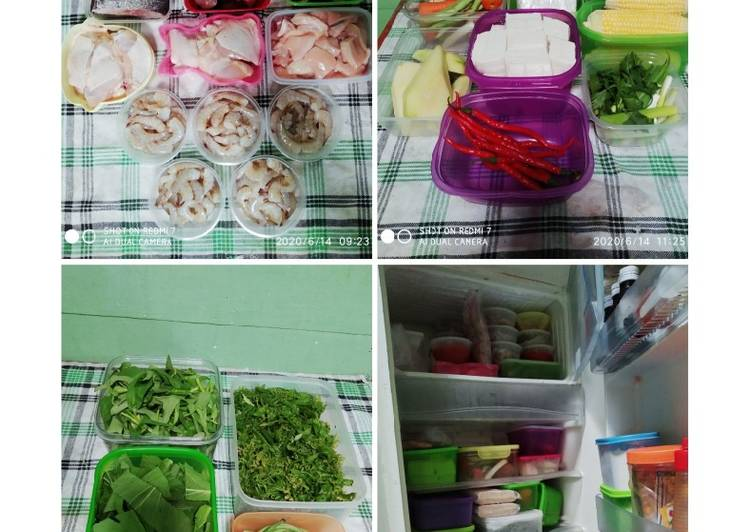 167. Food Preparation Juni (3-4) - ala Mamah Afa