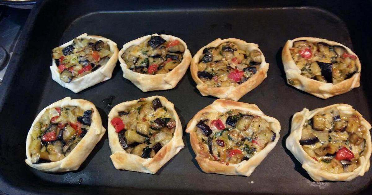 Canastas de berenjena - 32 recetas caseras - Cookpad