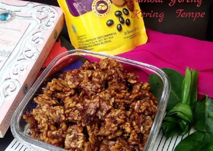 sambal goreng kering tempe - resepenakbgt.com