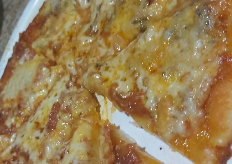 Pizza ITALIANA 💣💣💥💥
