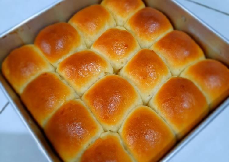 Resep Roti Sobek Sederhana Eggless Oleh Uni Heidi Cookpad