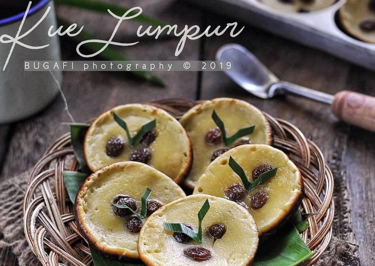 Kue Lumpur kentang - cookandrecipe.com