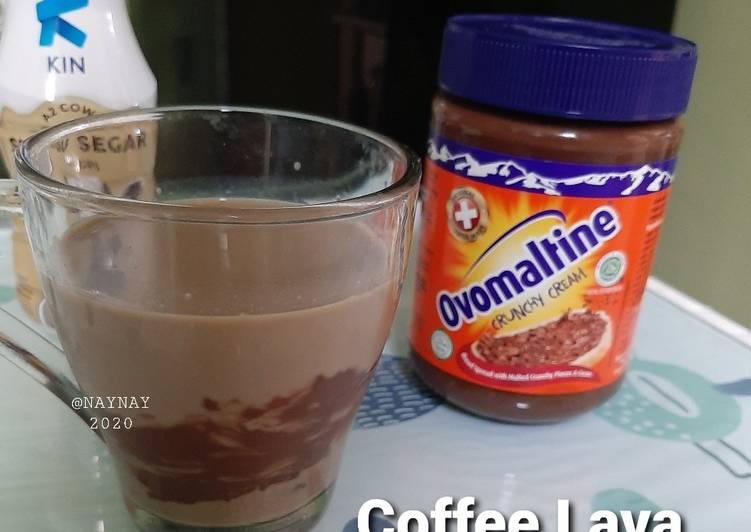 Coffee Lava Choco Drink