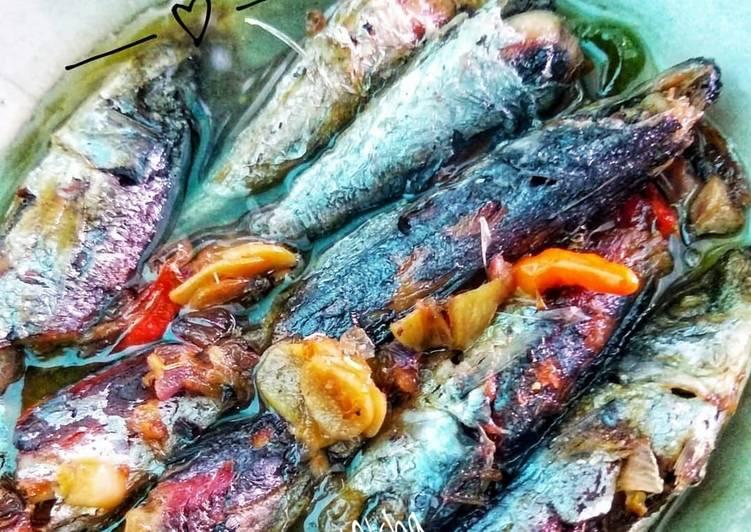 Ikan Pindang Masak Pedas