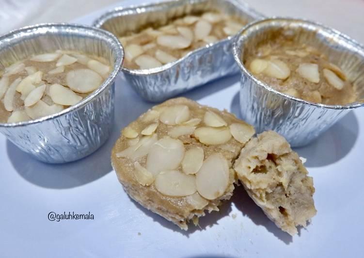 Bolu Pisang Cavendish Kukus 🍌 Gluten Free - Tanpa Mixer
