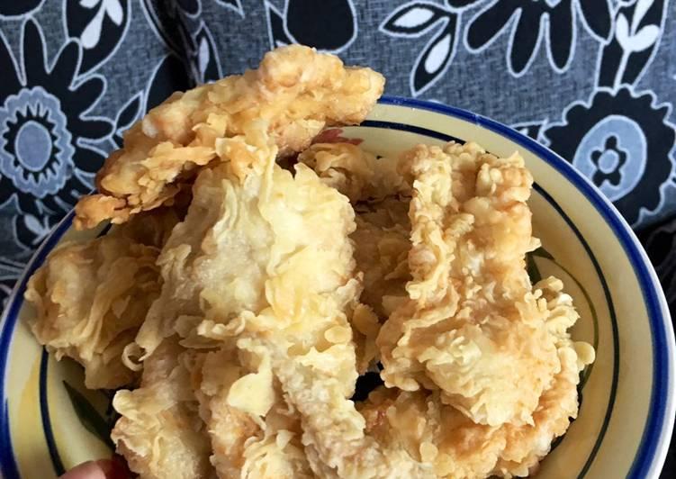 Ayam Geprek Krenyes ANTI GAGAL