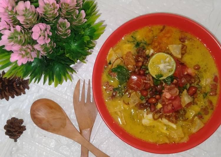Soto Ayam Khas Ngawi