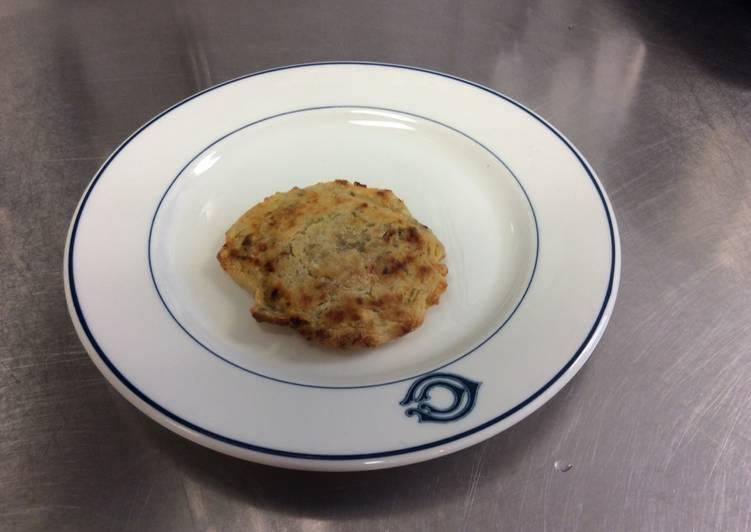 Mash Potato Cakes