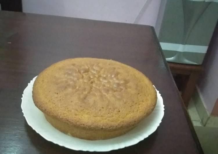 Recipe of Any-night-of-the-week Vanilla sponge cake