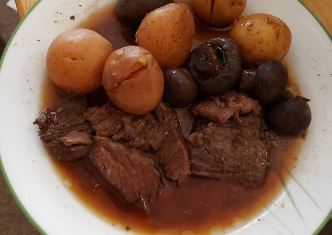 Delicious Tender & Juicy Rump Roast