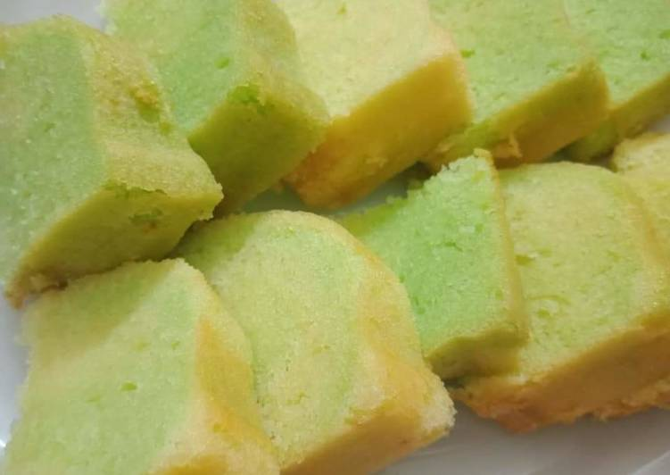 Steps to Make Any-night-of-the-week Green tea cake