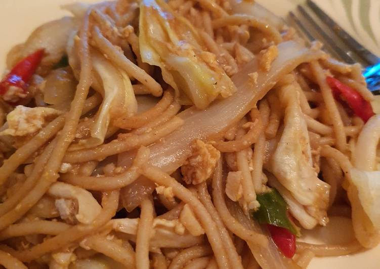 Recipe: Perfect Thai stir-fry spaghetti