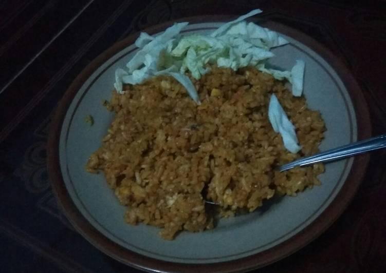 Resep Nasi Goreng Jawa Sederhana Oleh Youtube Channel Masaksimpleyuk Cookpad
