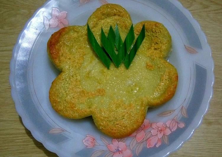Resep Bingka Kentang Khas Banjar Oleh Vey Alodia S Kitchen Cookpad