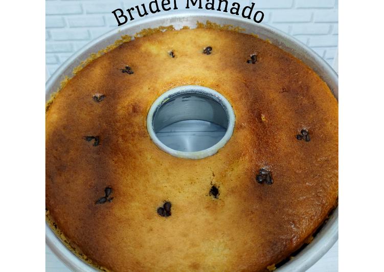 Cara membuat Brudel Manado