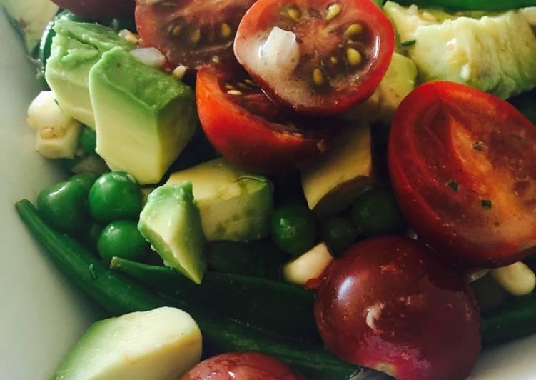 Easiest Way to Prepare Favorite Snap Pea Sesame Salad