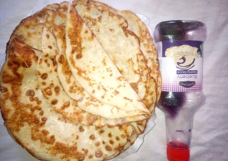 Easiest Way to Make Award-winning Pancakes