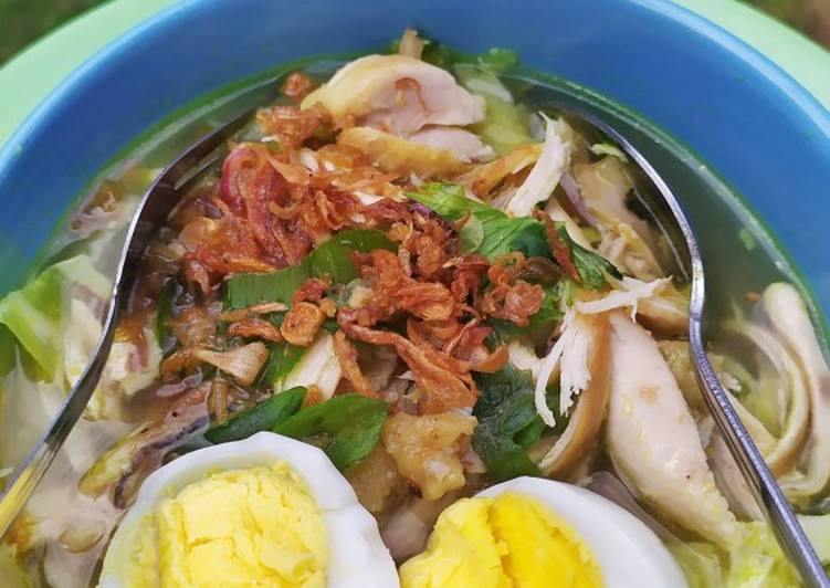 Soto Ayam Favorit