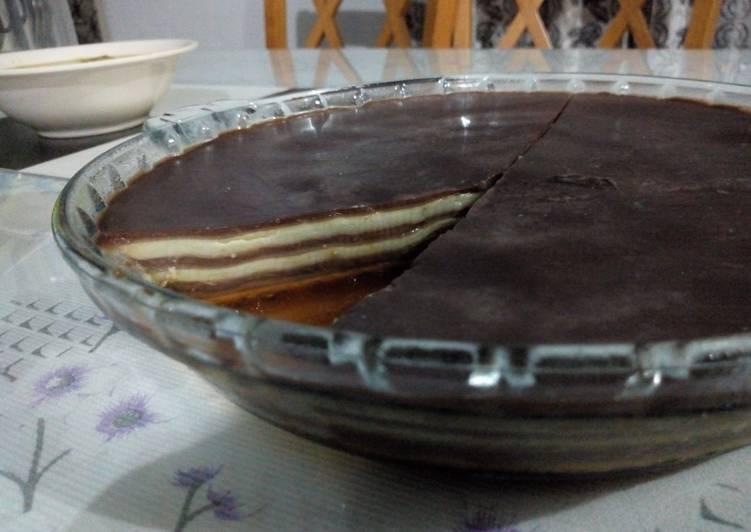 layered-caramel-pudding