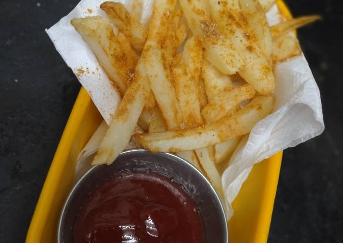 French 🍟 fries